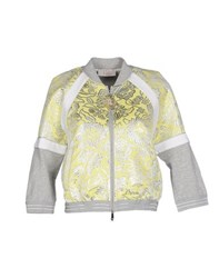 Vdp Club Coats And Jackets Jackets Women Light Yellow