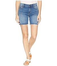 Sam Edelman The Derby Shorts In Leighton Leighton Blue