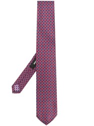 Dsquared2 Patterned Pointed Tie 60