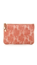 Deux Lux Waverly Pouch Pink