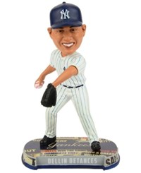Forever Collectibles Dellin Betances New York Yankees Headline Bobblehead White Navy
