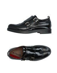 Andrea Morelli Loafers Black