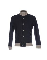 Kangra Cashmere Jackets Dark Blue