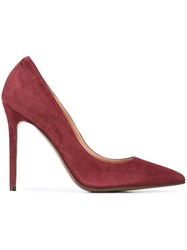 L'autre Chose Textured Stiletto Heel