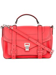 Proenza Schouler Ps1 Medium Calf Leather Red