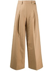 Twin Set Wide Leg Tailored Trousers 60