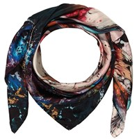 Klements Orbit Medium Square Scarf