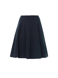 Azzedine Alaia Flesh Full Skater Skirt