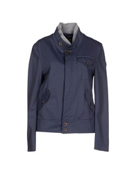 Swiss Chriss Jackets Slate Blue
