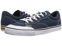 Emerica Indicator Low Navy White Men's Skate Shoes Blue