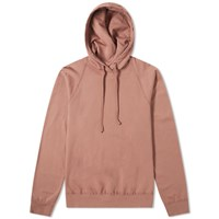 Save Khaki Supima Fleece Popover Hoody Pink