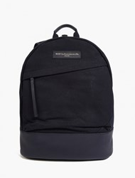 Want Les Essentiels Navy Organic Cotton Kastrup' Backpack