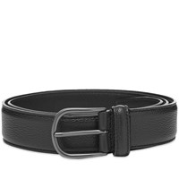 Andersons Anderson's Full Grain Leather Belt Black