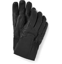 Arc'teryx Anertia Gore Tex And Leather Padded Gloves Black