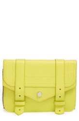 Women's Proenza Schouler 'Large Ps1' Wallet On A Chain