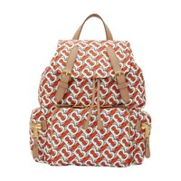 Burberry Nylon Rucksack Vermillion