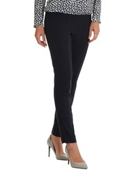 Betty Barclay Pull On Stretch Trousers Dark Sky