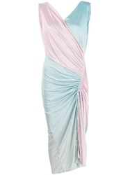 Each X Other Ruched Dress Pink
