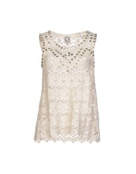 Dress Gallery Tops Ivory
