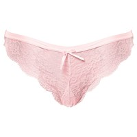 Freya Fancies Brazilian Briefs Petal Pink