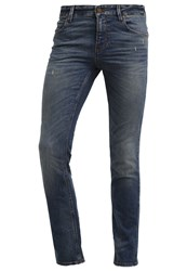 Boss Orange 63 Slim Fit Jeans Medium Blue Dark Blue Denim