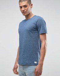 Globe Dust T Shirt Blue Grey