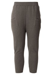 Rebecca Minkoff Danielle Leggings Charcoal Mottled Light Grey