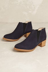 All Black Tristan Chelsea Boots Navy