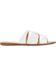 Tory Burch 'Anchor T' Sandals