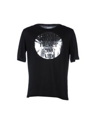 Each X Other T Shirts Black