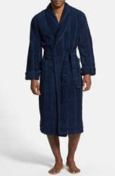 Majestic International Men's Ultra Lux Robe Marine