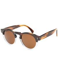 Illesteva Leonard Sunglasses Brown