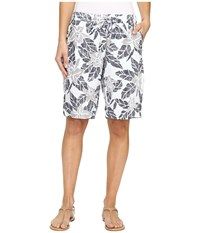 Tommy Bahama Olympias Blooms Bermuda Twill Women's Shorts Taupe