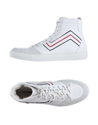 Les Hommes Sneakers White