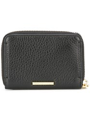 Rebecca Minkoff Zipped Wallet Black