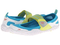 Speedo Offshore Strap Sulphur Spring White Women's Shoes Yellow