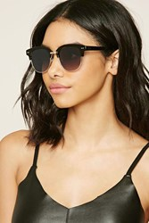 Forever 21 Browline Square Sunglasses
