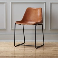 Cb2 Roadhouse Leather Chair