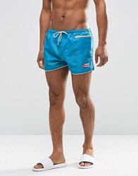 Oiler And Boiler Swim Shorts East Hampton Blue