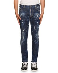Dsquared Cool Guy American Pie Jeans Blue