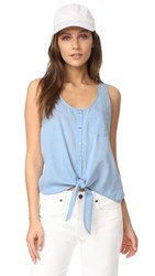 Ag Jeans Cynthia Top Saltwater
