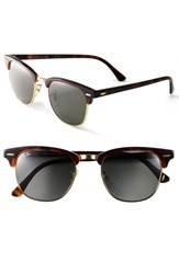 Women's Ray Ban 'Clubmaster' 49Mm Sunglasses