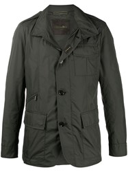 Moorer Single Breasted Fitted Coat 60