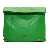 Simon Miller Green Large Lunch Bag 30 Clutch