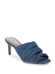 424 Fifth Gala Suede Mules Ballet