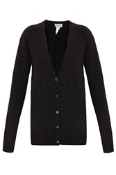 Paul And Joe Kikongo V Neck Wool Cardigan