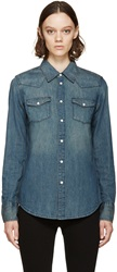 Blk Dnm Blue Denim 5 Shirt
