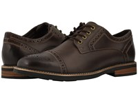 Nunn Bush Overland Cap Toe Oxford With Kore Walking Comfort Technology Brown Ch Lace Up Cap Toe Shoes