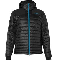 Phenix Snow Force Quilted Mid Layer Ski Jacket Black