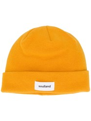 Soulland Villy Double Layered Beanie 60